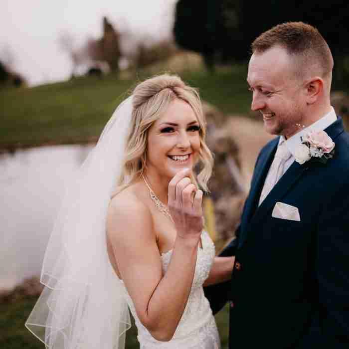 Kirsty and John's Wedding
