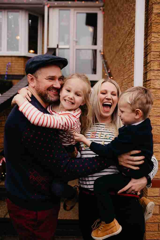 Christmas Charity Lockdown Portraits