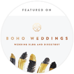 Boho wedding blog